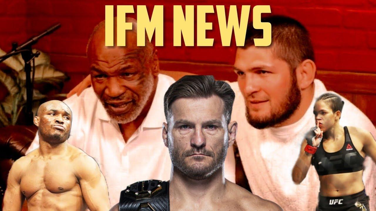 IFM NEWS: Khabib da Tyson, Nunes Out, Usman vs Colby, Miocic in One, IFM a Milano
