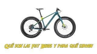 Fat Bikes ¿Qué son y para qué sirven? | Mountain Bike