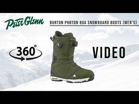 2018 Burton Photon Boa Snowboard Boots (Men's)