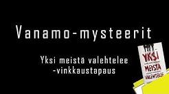 Vanamo-mysteerit Osa 1 - Yksi meistä valehtelee