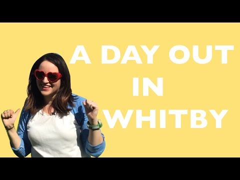 A Day Out in Whitby - North Yorkshire - Northeast England