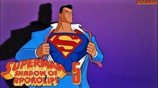Superman - Shadow of Apokolips (GCN) walkthrough part 5