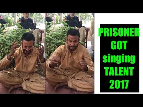 Kise Da Yaar Pakistani Prisoner got singing Talent 2017