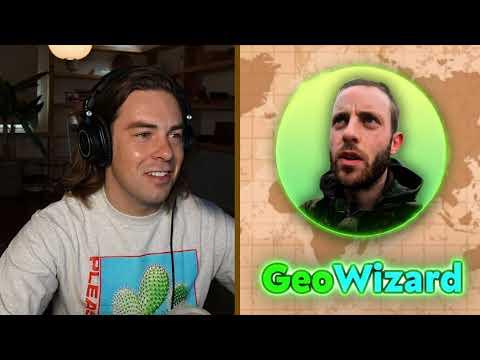 Playing Geoguessr w/ GeoWizard! - Cody & Ko