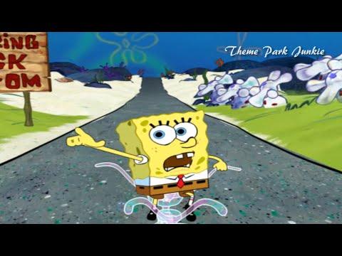 Spongebob Ride Video