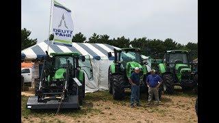 Deutz-Fahr Tractors Making Strong Comeback in U.S. Ag Market