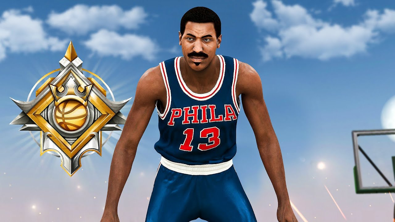 LEGEND WILT CHAMBERLAIN BUILD in NBA 2K20