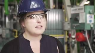Leah Hallman - Power Engineering Technology 2016