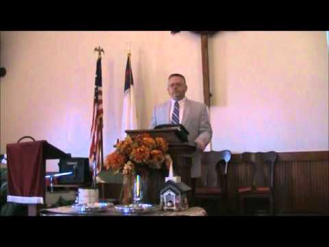 Charles Yates Sermon- Storms in Life Part 1