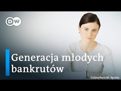 Niemcy. Generacja młodych bankrutów