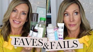 Faves + Fails! Briogeo, The Ordinary, Static Nails, Gold Bond | October 2018