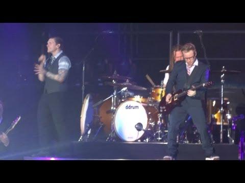 Shinedown - Save Me - Live, 2/15/2013, Memorial Coliseum, Ft. Wayne, IN.