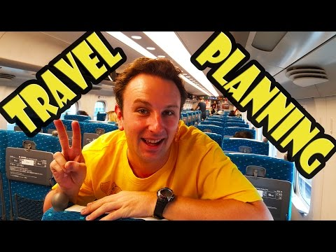 Planning for travel: How I plan for a trip + Q&A