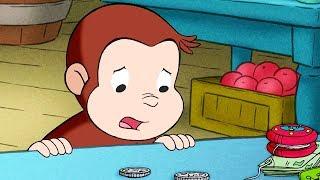 Curious George 🐵George Buys A Kite 🐵Kids Cartoon 🐵Kids Movies 🐵Videos for Kids