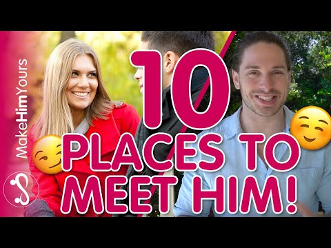 Where To Meet Men – 10 Surprising Places To Find A Guy