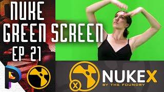 KEYLIGHT Tutorial for Green Screen Keying NUKE X - NUKE KEYING Basic Fundamentals - EP 21 [HINDI]