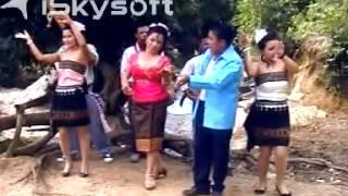 Laotian folk music karaoke VCD rip