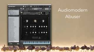 "Audiomodern ""Abuser"" Sound Check"