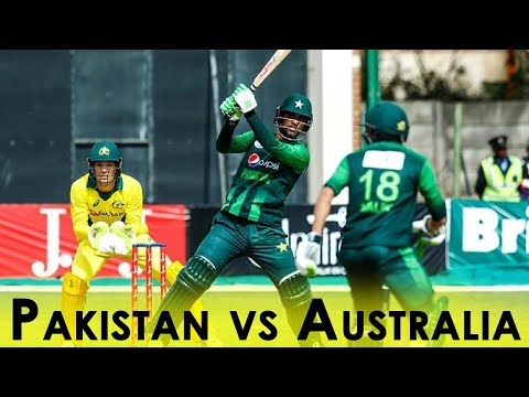 Pakistan Vs Australia | 4th ODI | Full Highlights | PCB