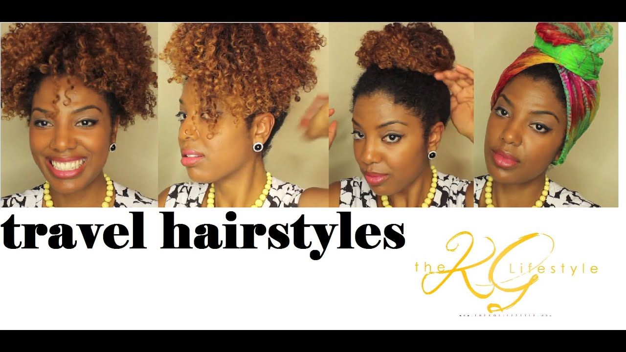 natural hairstyles travel