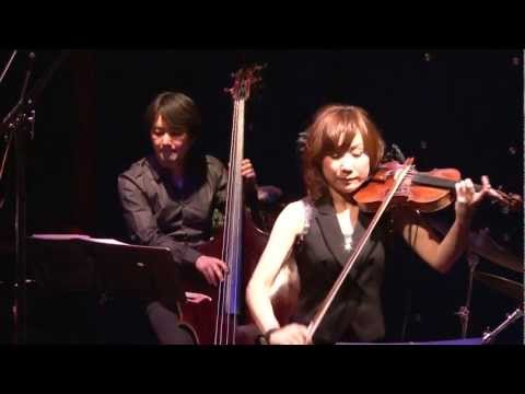 Everything I Love / Cole Porter : maiko jazz violin live!