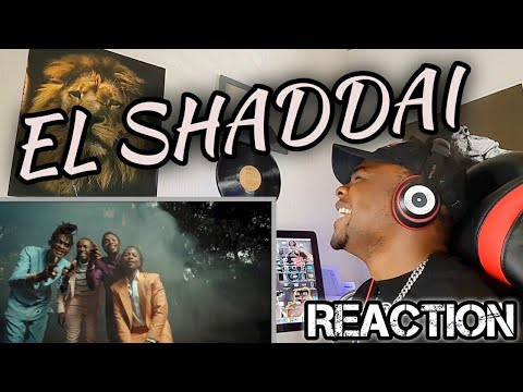 EL SHADDAI - H_ART THE BAND ft. CEDO (OFFICIAL VIDEO) |REACTION