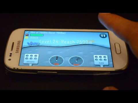 App Vorstellung Hill Climb Racing