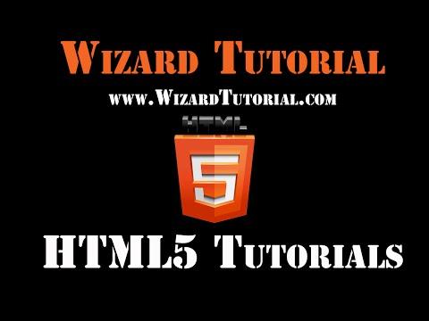 HTML5 Tutorial: HTML5 Elements DL, DT, DD