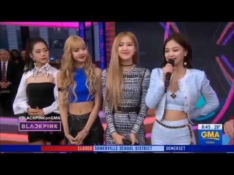 BLACKPINK ON GMA | FULL | 02.12.19