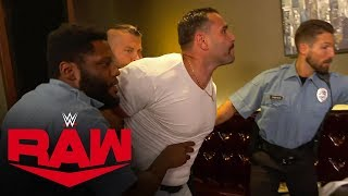 Rusev goes berserk in hunt for Lana and Bobby Lashley: Raw, Oct. 21, 2019