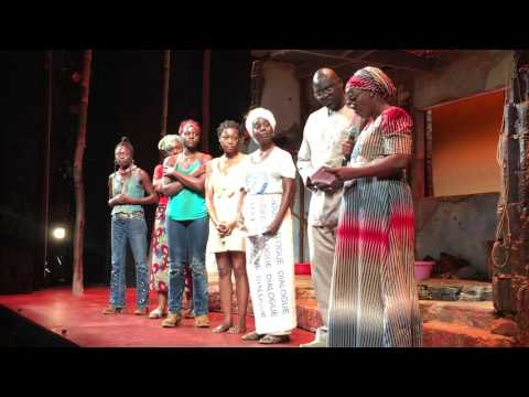 Human Rights Lawyer Emmanuel Ogebe Joins the Cast of ECLIPSED Onstage for Special Dedication