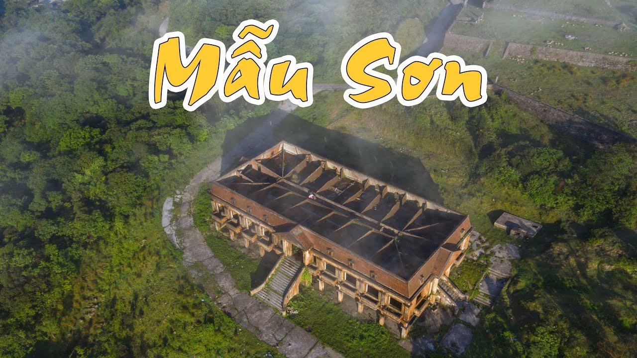 Vòng quanh những ngôi biệt thự bỏ hoang tuyệt đẹp tại đỉnh Mẫu Sơn Lạng Sơn