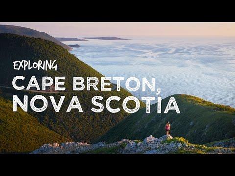 Cape Breton Island and Hiking the Skyline Trail