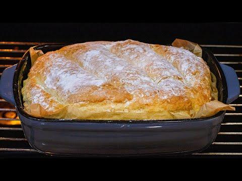 une-recette-idéale-pour-dÉbutants!-pain-maison-particulièrement-fin-et-savoureux.|-savoureux.tv