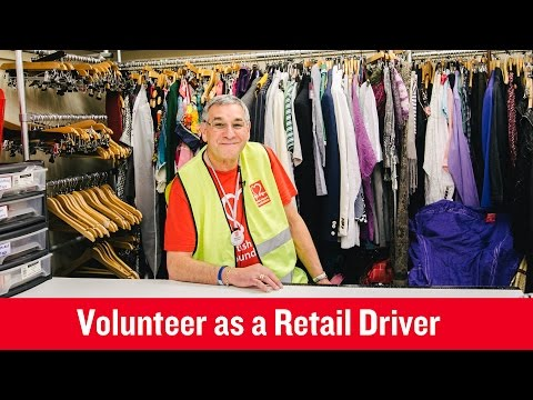British Heart Foundation - Volunteer Van Driver, Ray's Story