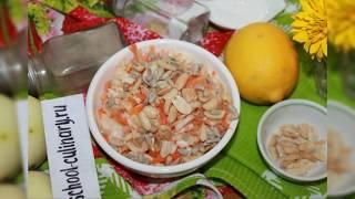 Салат из капусты с яблоком и морковью - school-culinary.ru