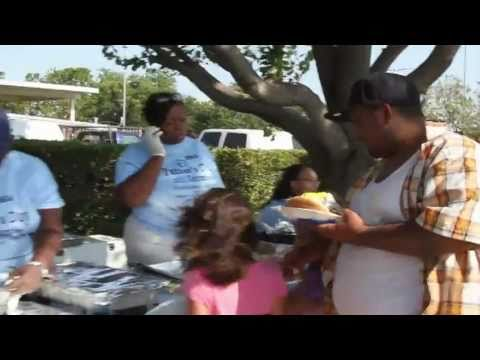 Dallas Housing Authority presents Father's Day 2011