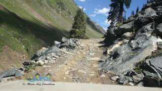 Awesome Jeap trek from Keran to Ratti Gali, Kashmir.