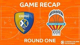 Highlights: Khimki Moscow region - Valencia Basket