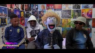 4Keus Gang en interview - Top Streaming