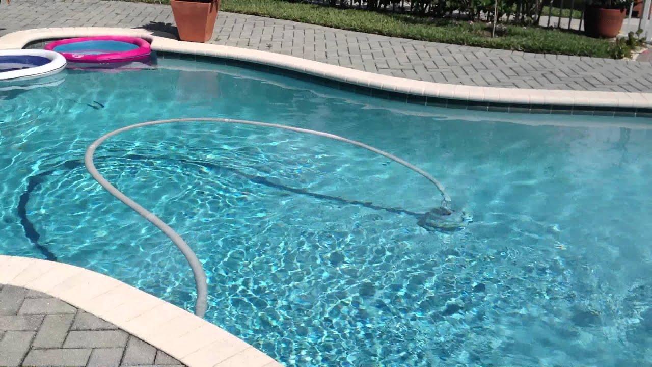 Automatic Pool Vacuum Youtube