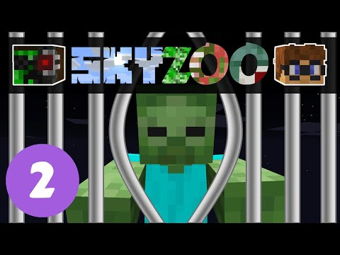 Sky Zoo #2: Flawless | Minecraft Skyblock 1.14