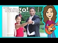 I Can Tango | Children's song | Counting Song | Movement Song | Patty Shukla