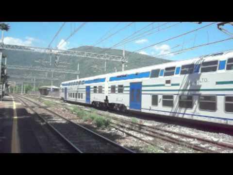 Treinen in Italië