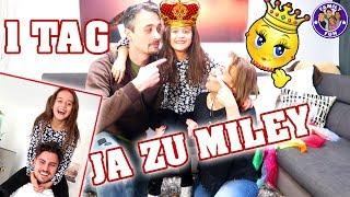 1 TAG JA SAGEN zu MILEY -  Sie BESTIMMT ALLES - Family Fun
