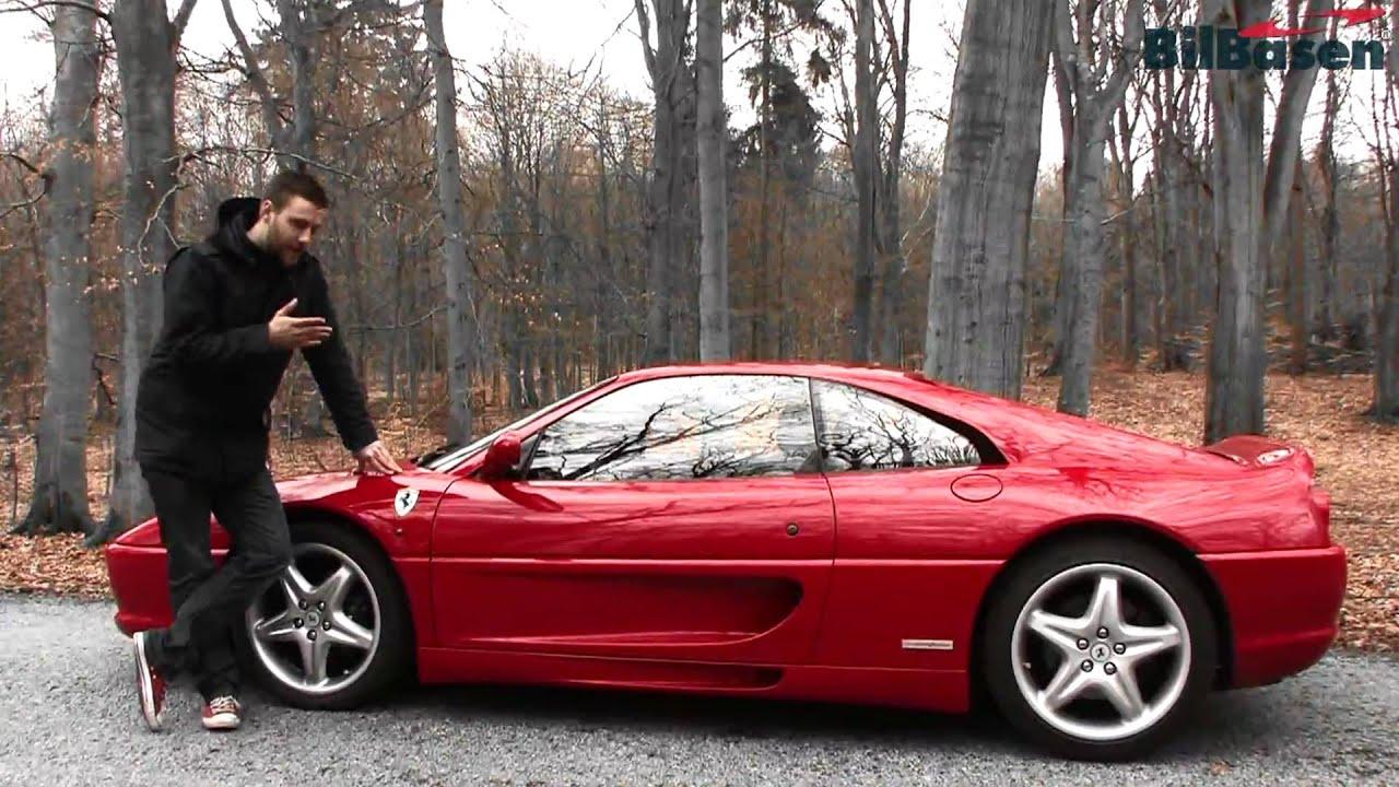 Bil Tv Ferrari 355 Berlinetta Vs 458 Italia Youtube