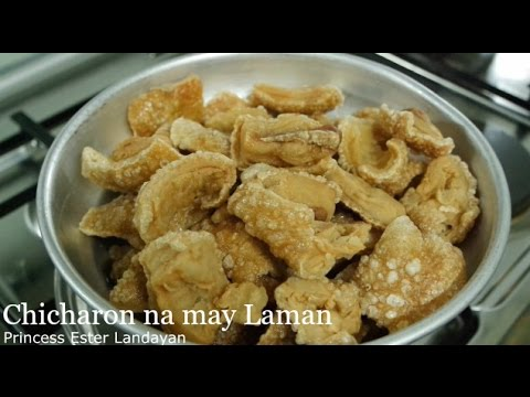 How to Make Backfat Chicharon - Chicharon na May Laman with English Subtitles