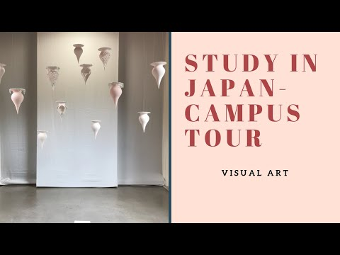 Ngintip Jurusan Keramik Di Kampus Jepang| Study In Japan