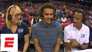Trae Young knows NBA journey with Atlanta Hawks is a 'process'   ESPN