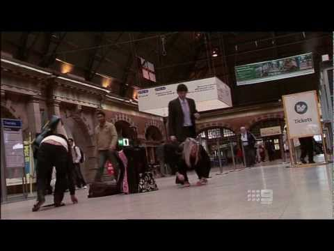 The Real Hustle Australia Jewlery Shop + Booster Bag